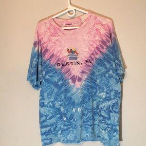 Vintage Tye Dye Tee Shirt